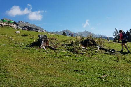 Kofce - pogled na greben Košute.jpg